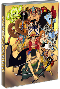 One Piece Full Color